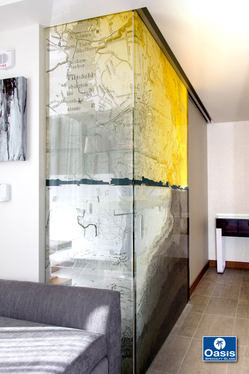 Oasis Specialty Glass Oasis Shower Doors