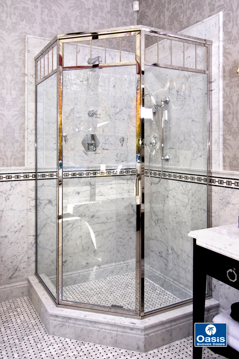 Full And Semi Framed Glass Shower Doors Boston Ma