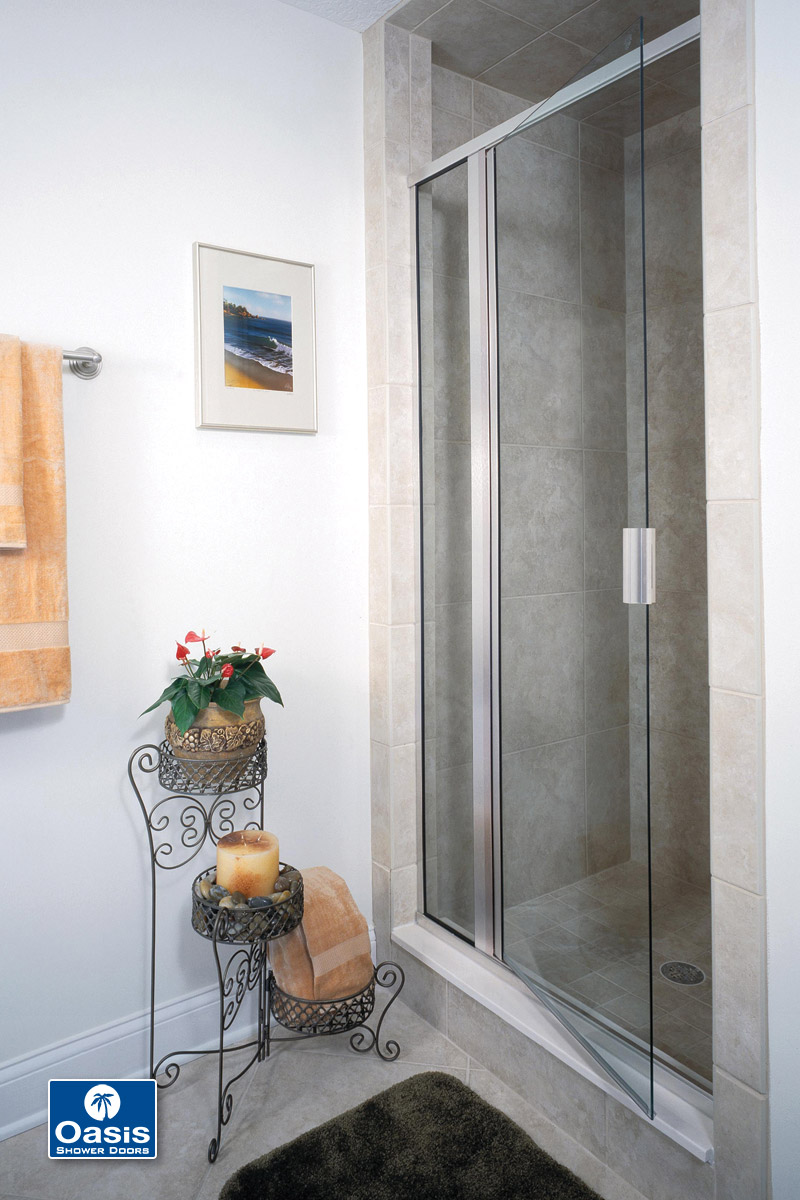 Full and Semi-Framed Glass Shower Doors - Boston, MA
