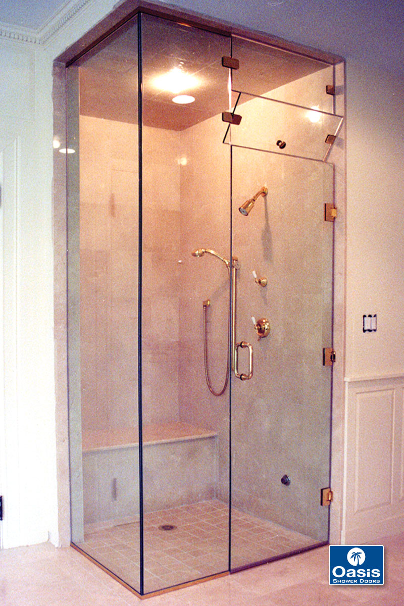 Frameless glass shower doors oasis shower doors boston ma steam shower enclosures eventelaan Images