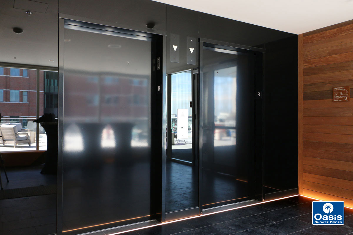 Winner The 2015 Prism Award For Best Use Of Interior Glass