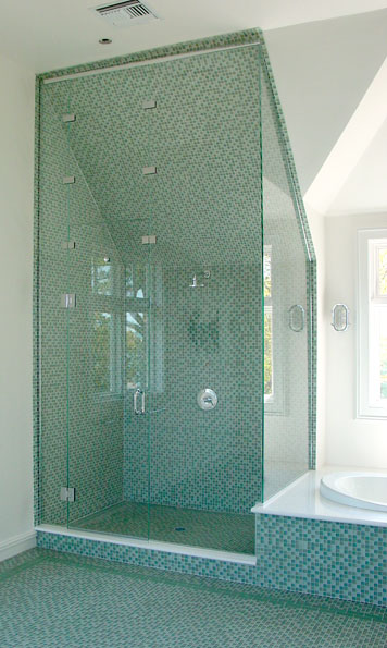 Frameless Glass Shower Door & Contact Us | Oasis Shower Doors MA CT VT NH