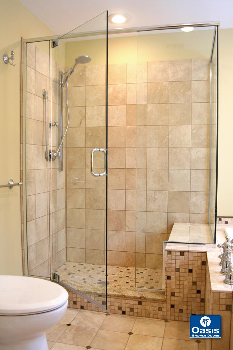 Custom Shower Enclosures - Oasis Shower Doors