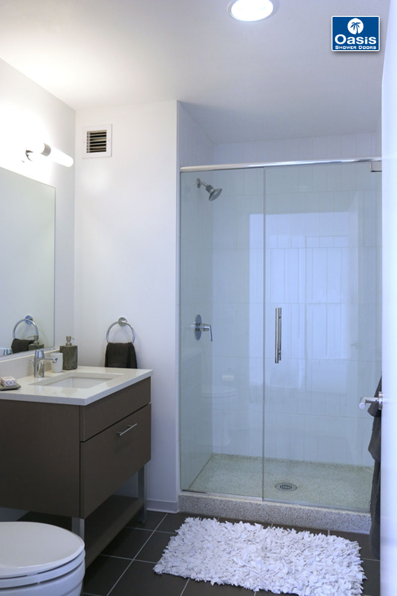 Oasis Shower Doors Leading in Commercial Projects