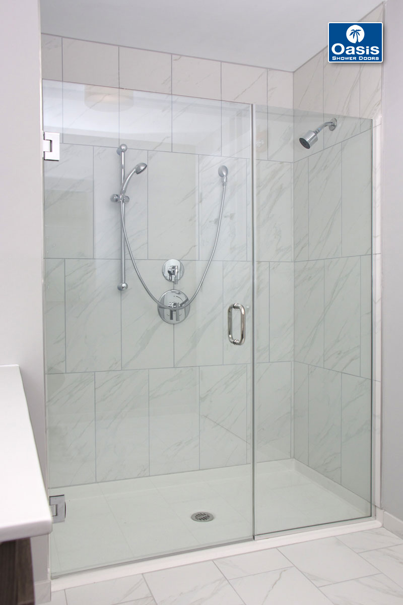 Frameless Shower Doors Amp Panels Oasis Shower Doors Ma