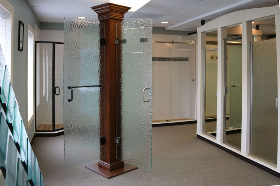 Newly Remodeled Shower Door Showroom