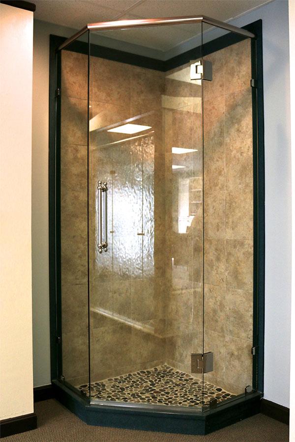 Newly Remodeled Shower Door Showroom
