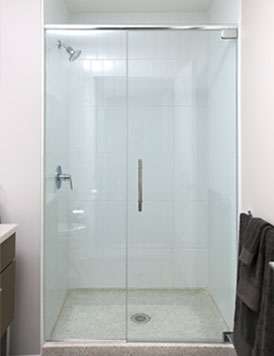 Frameless Doors and Panels