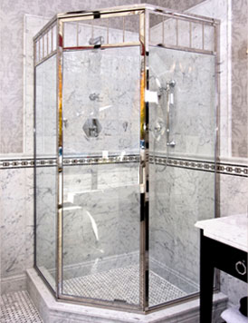 Framed u0026 Semi-Frameless Showers  sc 1 th 256 & Shower Door u0026 Tub Enclosures by Oasis Shower Doors Boston MA