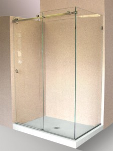 Lucente by pass slider shower door oasis shower doors boston ma the latest innovation in sliding shower planetlyrics Image collections